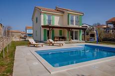 Maison de vacances 1398793 pour 8 personnes , Barušići