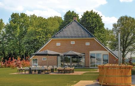 Gemütliches Ferienhaus : Region Drenthe für 18 Personen
