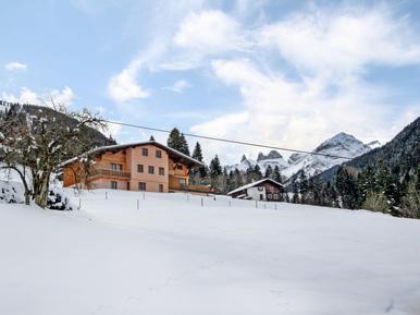 Für 2 Personen: Hübsches Apartment / Ferienwohnung in der Region Montafon