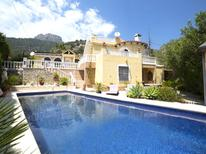 Holiday home 1399024 for 6 persons in Calpe