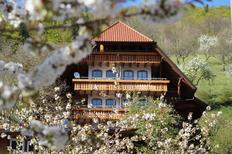 Holiday apartment 1399323 for 5 persons in Bad Peterstal-Griesbach