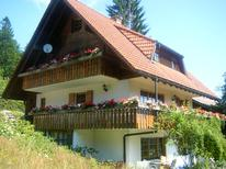 Appartement 1399950 voor 4 personen in Neuglashütten, Feldberg