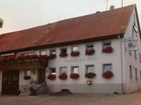 Pokój 1400198 dla 3 osoby w Grafenhausen