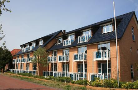 Für 5 Personen: Hübsches Apartment / Ferienwohnung in der Region Norderney