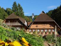 Appartement 1400723 voor 5 personen in Oberharmersbach