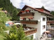 Appartement 1401103 voor 3 personen in Menzenschwand-Hinterdorf