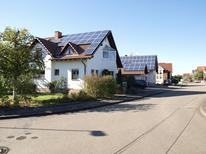Appartement 1401595 voor 4 personen in Wyhl am Kaiserstuhl