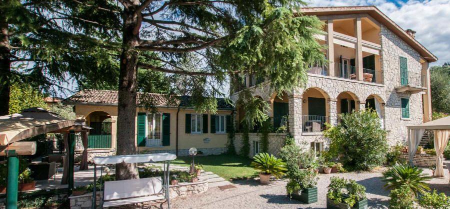 Ferienwohnung für 4 Personen  + 1 Kind ca. 90   Torri del Benaco