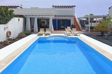 Maison de vacances 1402251 pour 6 personnes , Playa Blanca