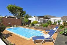 Maison de vacances 1402252 pour 6 personnes , Playa Blanca