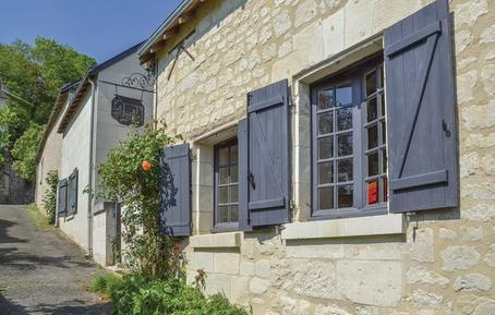 Gemütliches Ferienhaus : Region Loiretal für 7 Personen