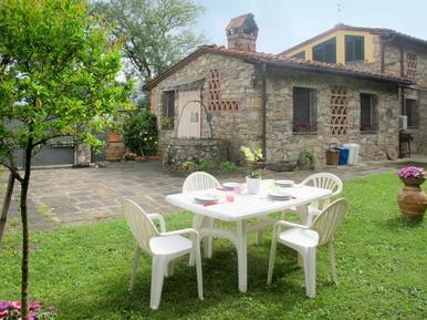Gemütliches Ferienhaus : Region San Ginese di Compito für 4 Personen