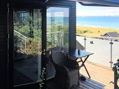 Gemütliches Ferienhaus : Region Seeland für 2 Personen