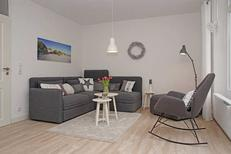 Holiday home 1403176 for 6 persons in Cuxhaven-Duhnen