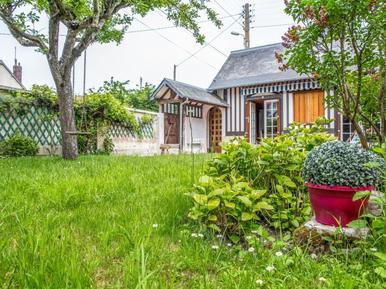 Gemütliches Ferienhaus : Region Trouville-sur-Mer für 4 Personen