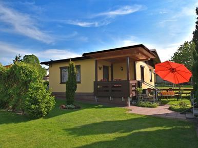 Gemütliches Ferienhaus : Region Thüringen für 2 Personen