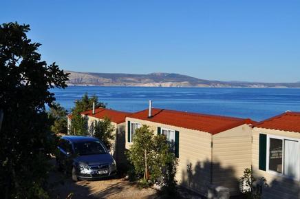 Mobilehome : Region Kvarner Bucht für 5 Personen