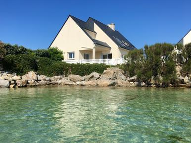 Gemütliches Ferienhaus : Region Roscoff für 8 Personen