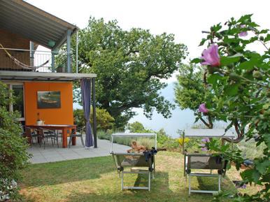 Für 5 Personen: Hübsches Apartment / Ferienwohnung in der Region Magadino