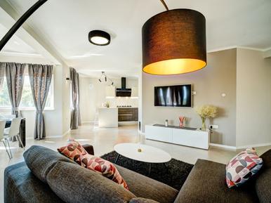 Für 8 Personen: Hübsches Apartment / Ferienwohnung in der Region Istrien