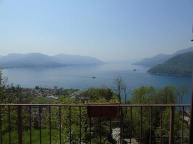 Gemütliches Ferienhaus : Region Lago Maggiore für 6 Personen