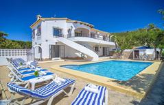 Maison de vacances 1406117 pour 10 personnes , Benitatxell