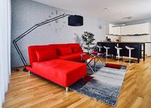 Appartement 1406305 voor 3 personen in Bezirk 5-Margareten