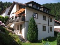 Appartement 1406325 voor 2 personen in Schiltach