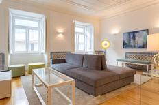 Appartement 1406615 voor 6 personen in Lissabon
