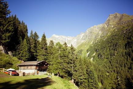 Gemütliches Ferienhaus : Region Tirol für 4 Personen
