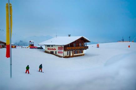 Gemütliches Ferienhaus : Region Mayrhofen für 5 Personen
