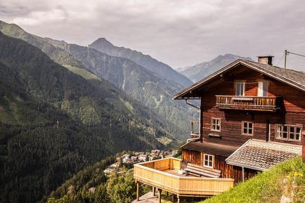 Gemütliches Ferienhaus : Region Mayrhofen für 8 Personen