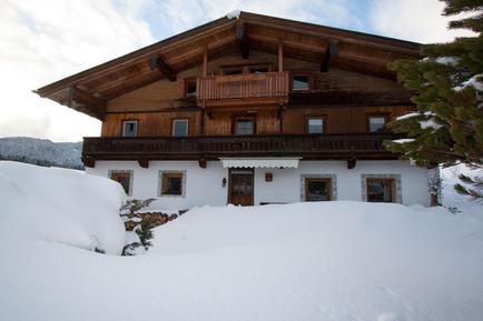 Gemütliches Ferienhaus : Region Tirol für 2 Personen