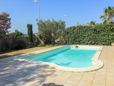 Gemütliches Ferienhaus : Region Perpignan für 6 Personen