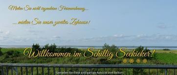 Ferienwohnung 1409474 für 4 Personen in Schillig