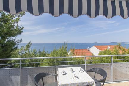 Gemütliches Ferienhaus : Region Šibenik-Knin für 4 Personen