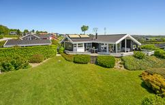 Holiday home 141127 for 10 persons in Følle Strand