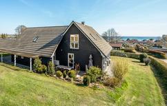Ferienhaus 141381 für 9 Personen in Grønninghoved Strand