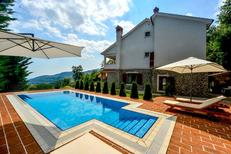 Holiday home 1410488 for 8 persons in Ičići