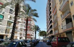 Holiday apartment 1410628 for 2 adults + 2 children in Cullera