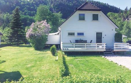 Für 6 Personen: Hübsches Apartment / Ferienwohnung in der Region Kristiansand