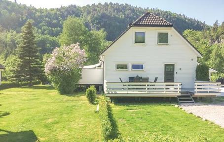 Für 4 Personen: Hübsches Apartment / Ferienwohnung in der Region Kristiansand