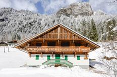 Ferienhaus 1411267 für 8 Personen in Châtel