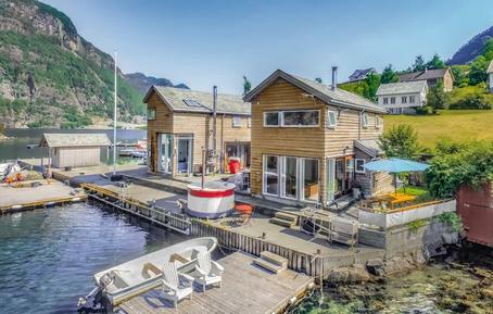 Gemütliches Ferienhaus : Region Rogaland für 8 Personen
