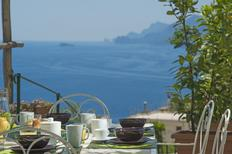 Holiday home 1412734 for 4 persons in Positano