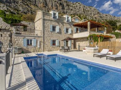 Gemütliches Ferienhaus : Region Makarska Riviera für 6 Personen
