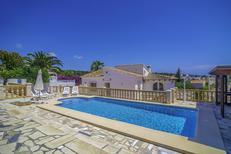 Villa 1413126 per 6 persone in Benissa