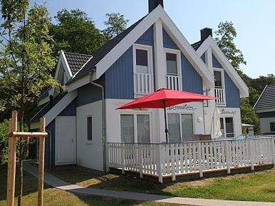 Gemütliches Ferienhaus : Region Rügen für 4 Personen