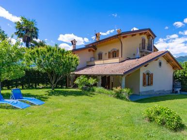 Gemütliches Ferienhaus : Region Colico für 5 Personen