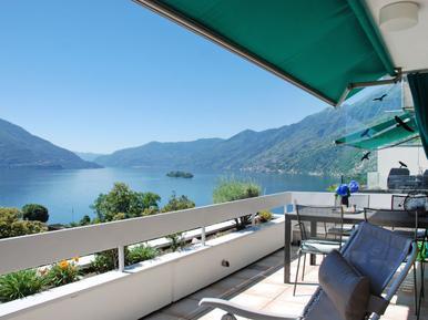 Für 4 Personen: Hübsches Apartment / Ferienwohnung in der Region Ascona